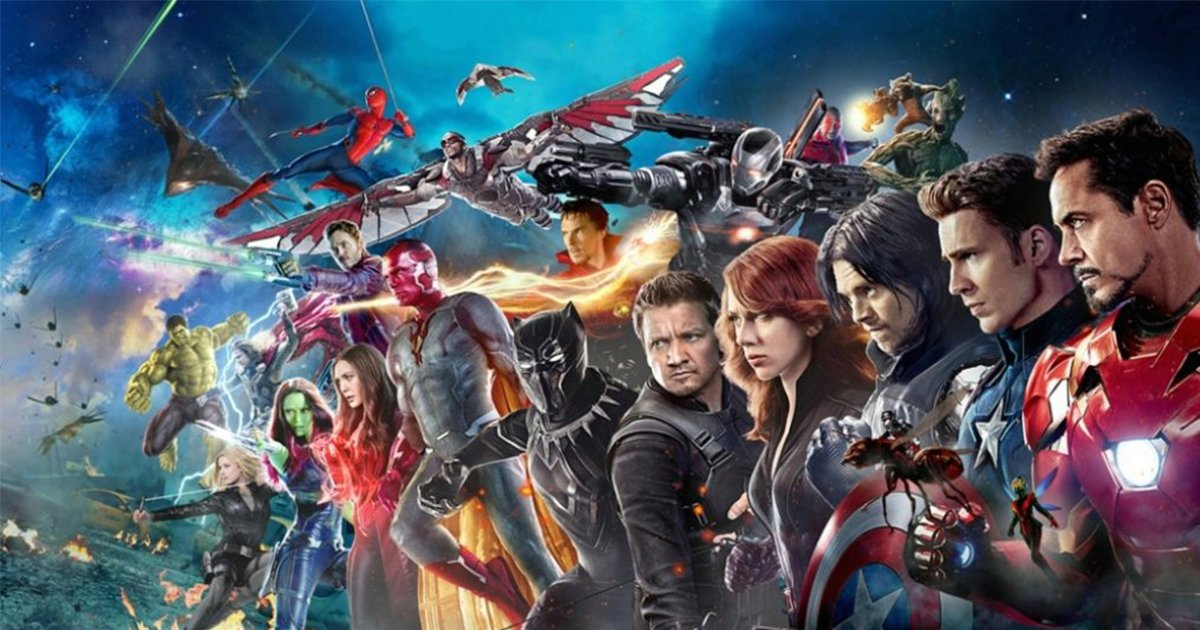 What's Your Favorite Superhero Movie?
