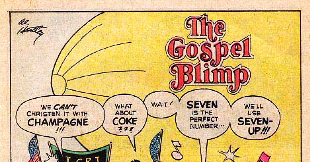 Social Media and the Gospel: Are We Flying a Blimp?