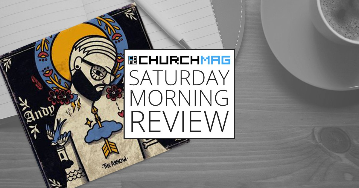 'I: Arrow' by Andy Mineo [Saturday Morning Review]