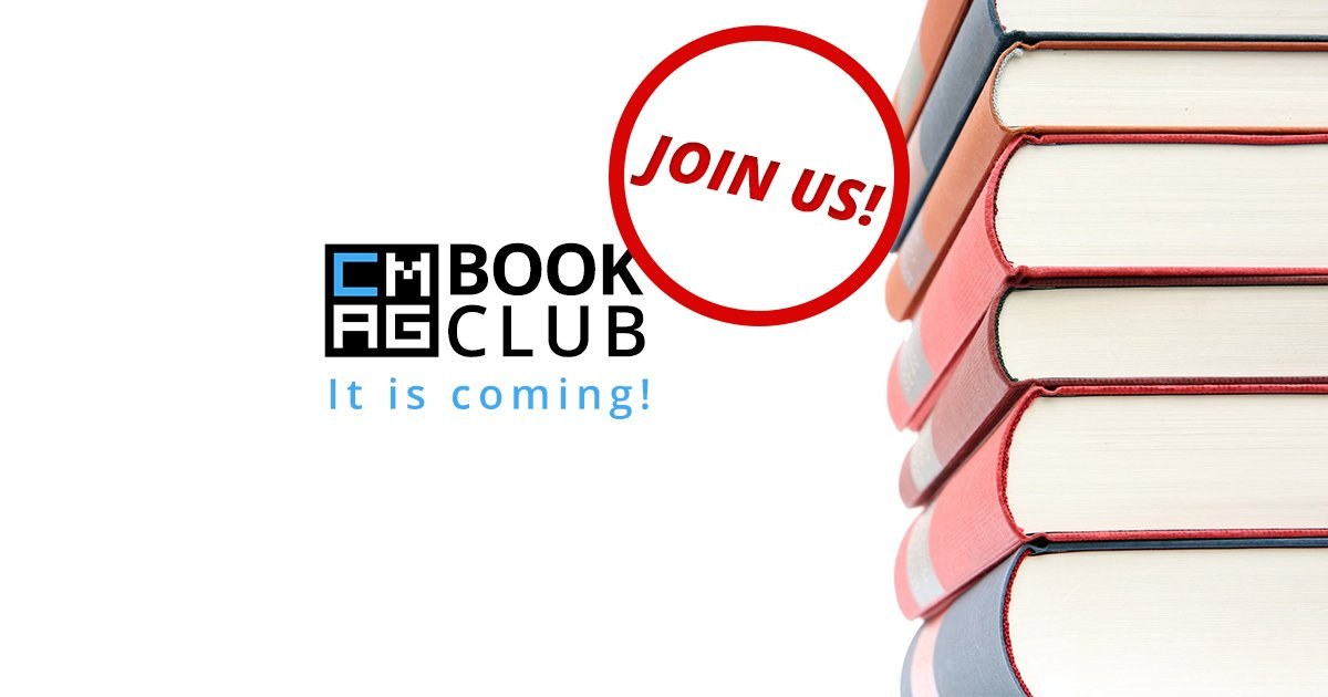 The ChurchMag Book Club Is Coming!