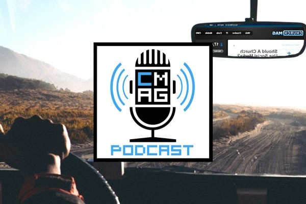 Awesome Church Social Media with Some Simple #TBT [Podcast #215]