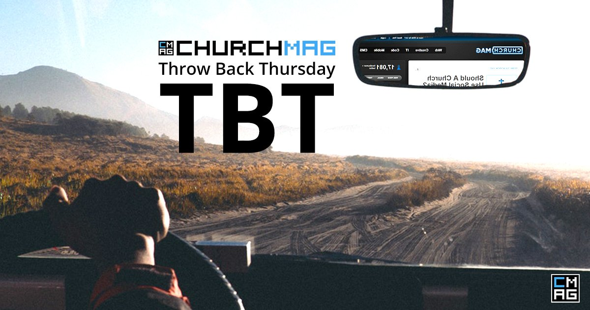 ChurchMag TBT: Jeremy Smith