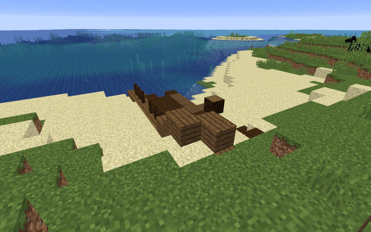 Best Island Seed Minecraft 1 13 Shipwrecks, Treasure, End Fortress