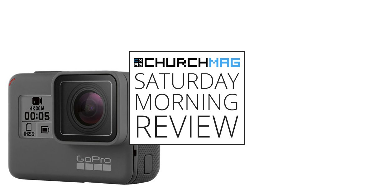 GoPro HERO 5 [Saturday Morning Review]