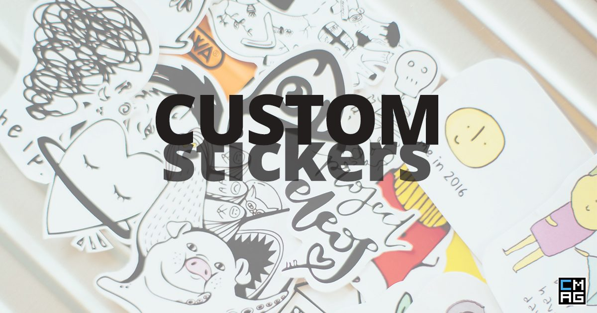 Best Place To Get Custom Stickers