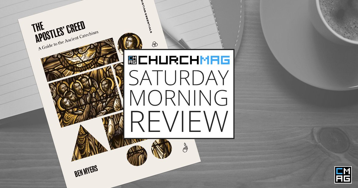 'The Apostles' Creed' by Ben Myers [Saturday Morning Review]