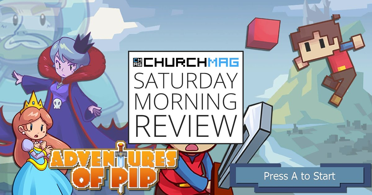 Adventures of Pip – Retro Gaming Made Meta [Saturday Morning Review]