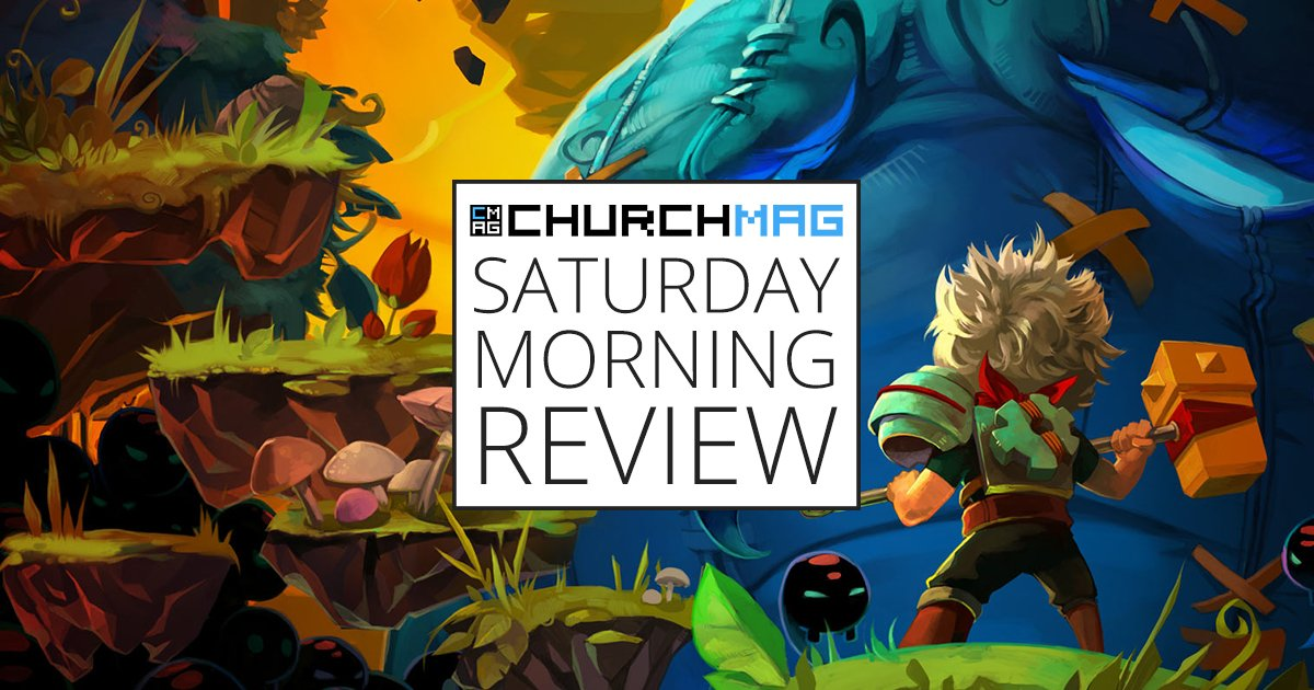 Bastion – A Video Game That Made A Grown Man Cry [Saturday Morning Review]