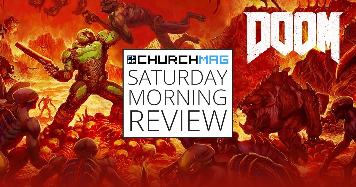 DOOM (2016) – The Best of FPS [Saturday Morning Review]