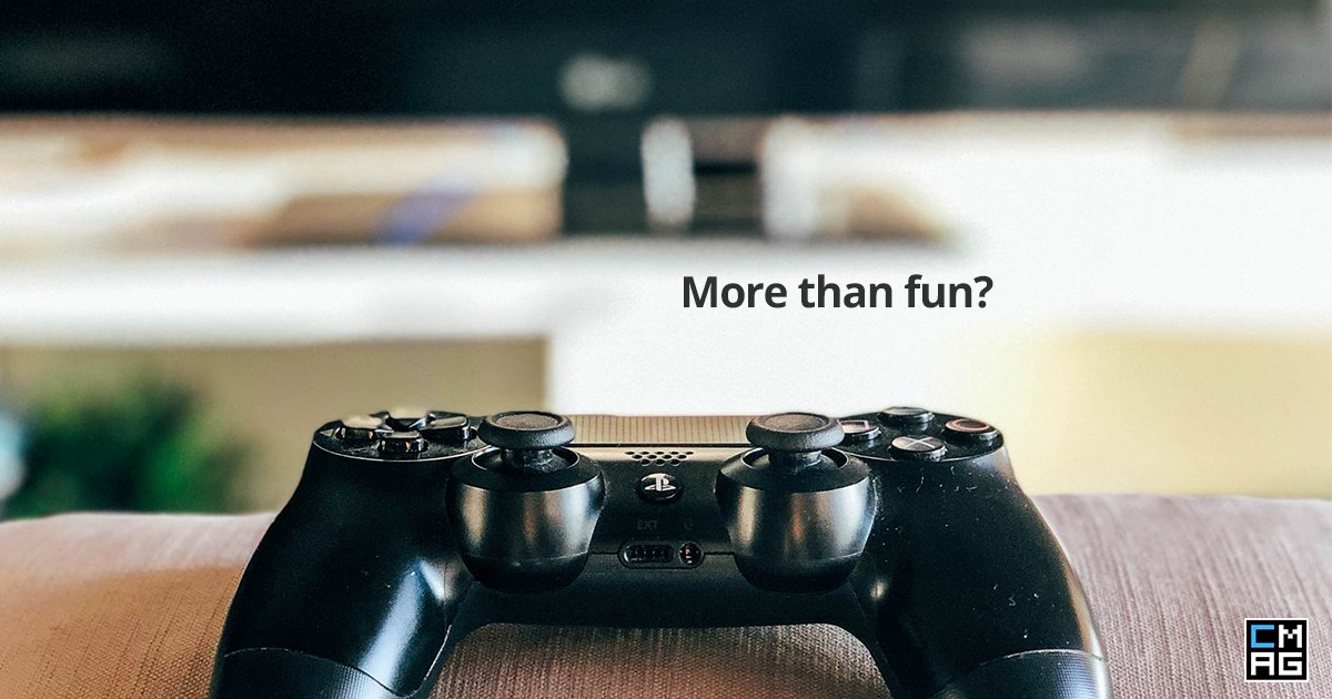 Can Video Games Be About More Than Fun?