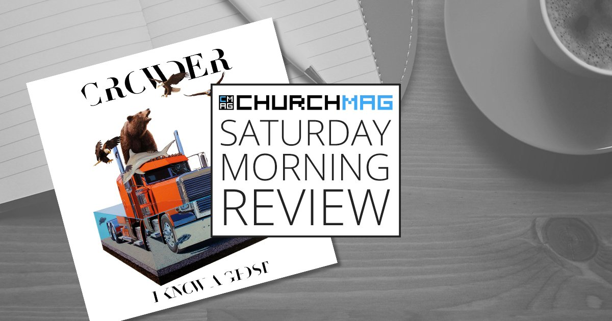 'I Know a Ghost' by Crowder [Saturday Morning Review]