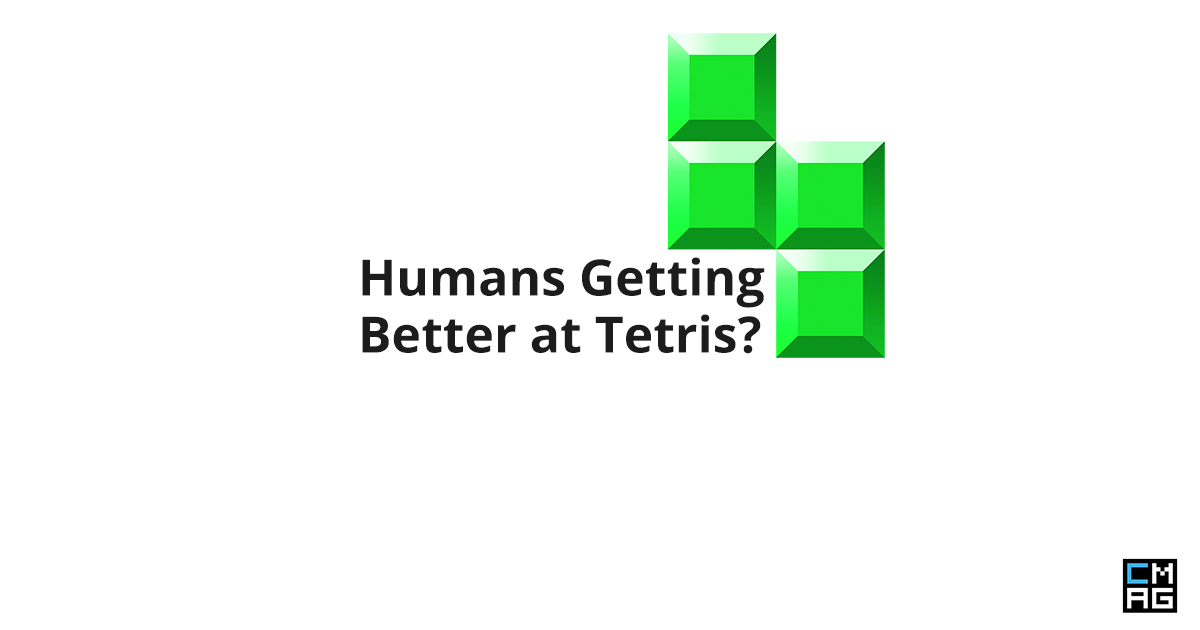 Why Are Humans Suddenly Getting Better at Tetris?