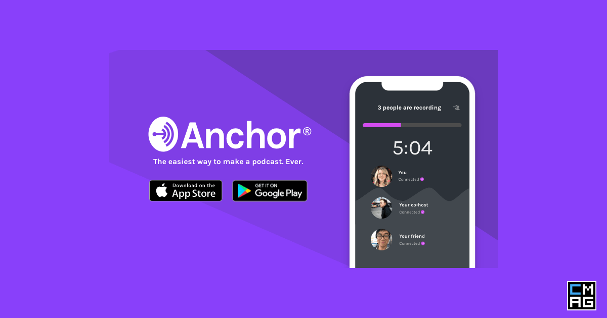 Start a Free Church Podcast With Anchor