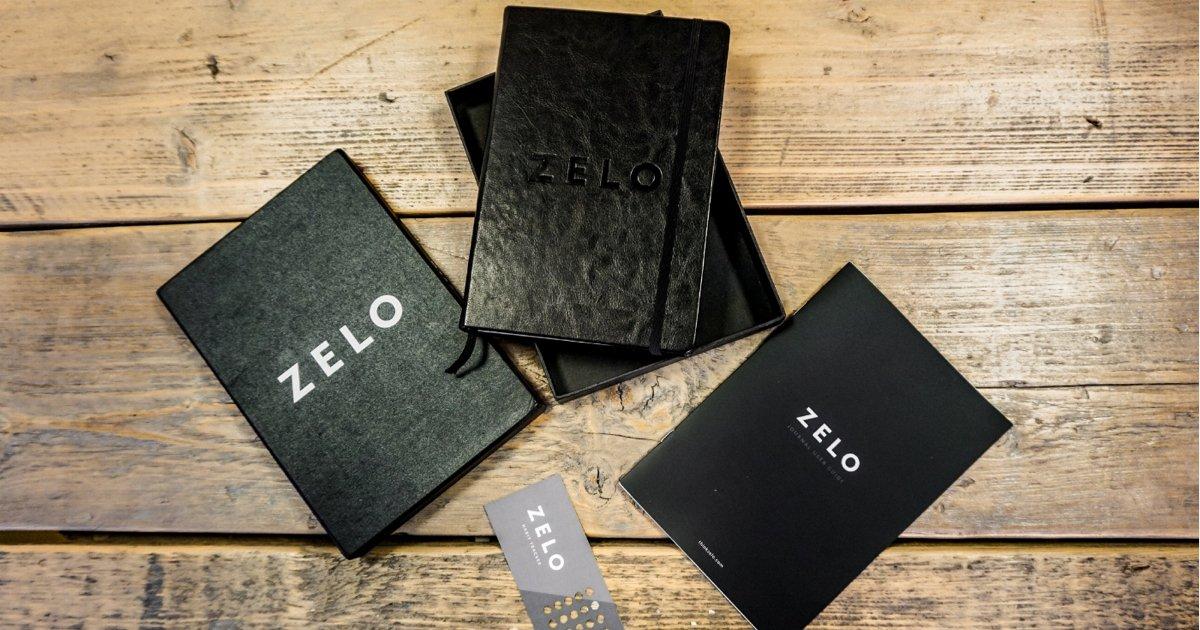 'Tis the Season for Notebooks: Zelo Journal