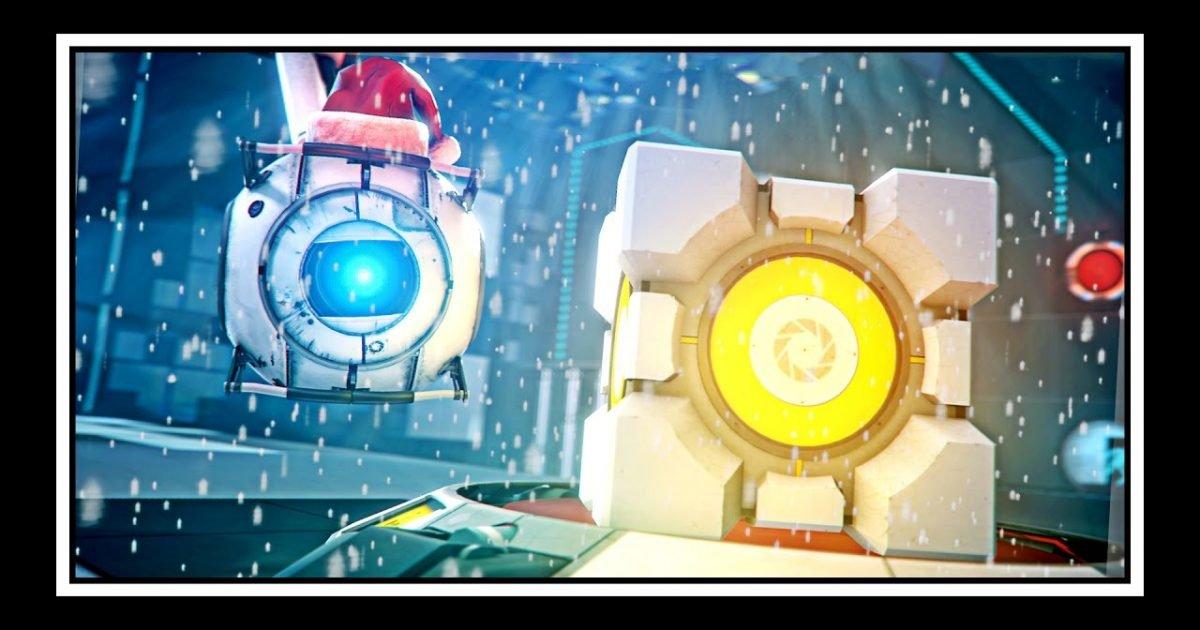 Portal Christmas Songs [Videos]