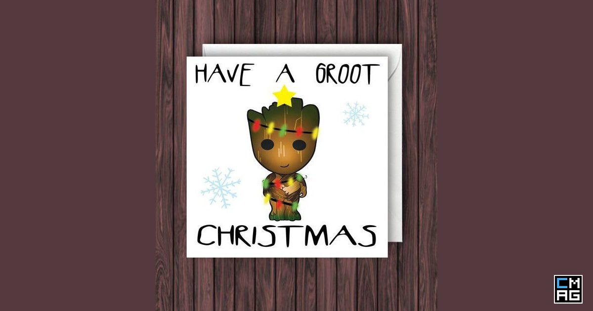 Merry Christmas: Avengers Christmas Cards!