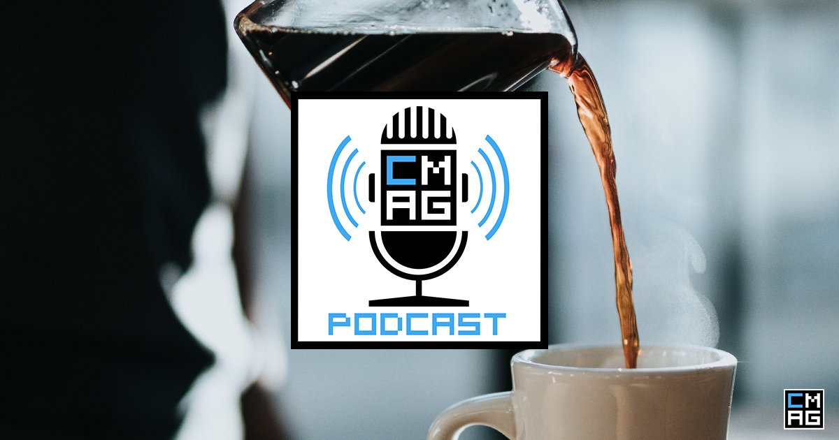 The Coffeecast [Podcast #242]