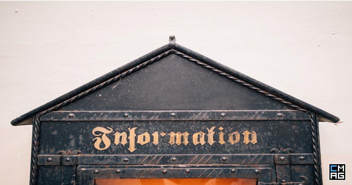 Online Presence 101 Throwback: Basic Information
