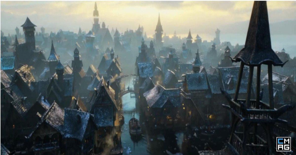 Hobbit: The Bard's Lake House [Image]