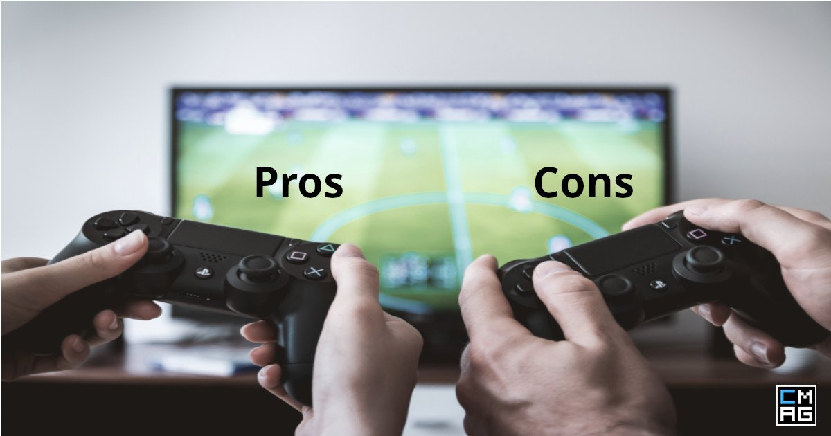 Top Pros and Cons of Playing Video Games Regularly