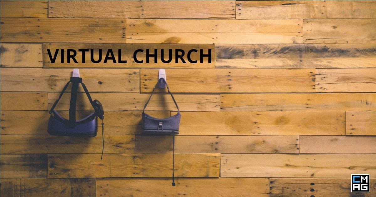 Virtual Reality Church [Video]