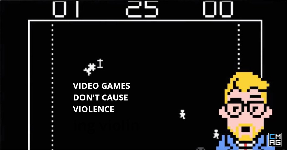 The Truth about Video Games and Violence [Video]