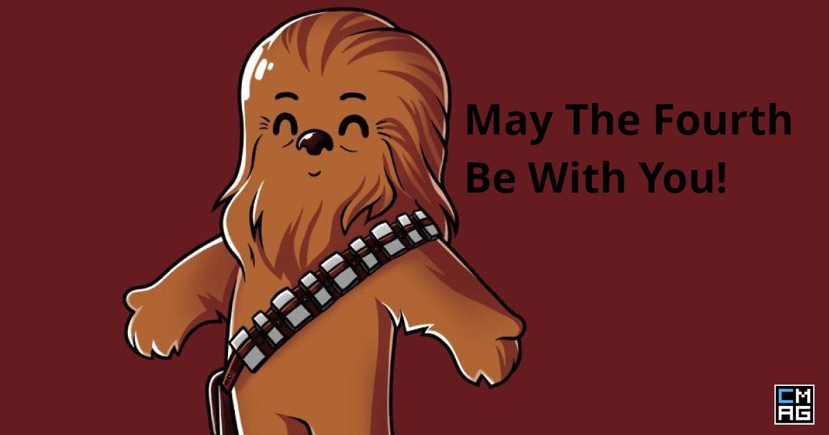 May The Fourth Be With You: Chewbacca T-Shirts In Honor of Peter Mayhew