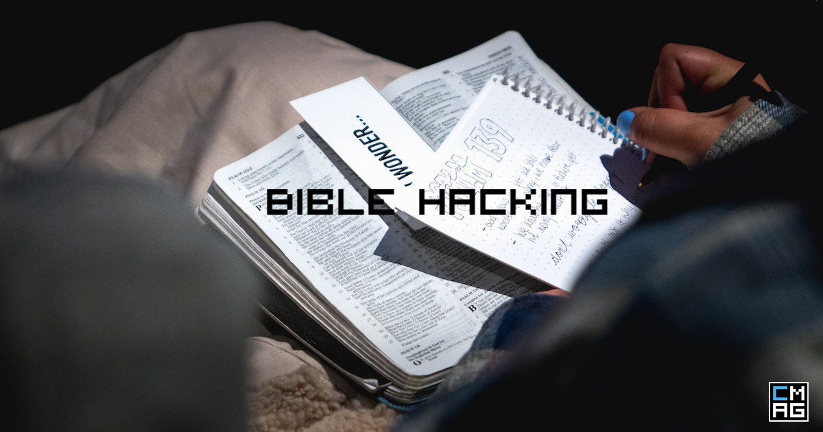 Bible Hacking with Jason Mayfield