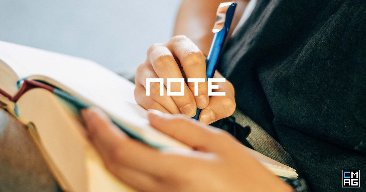 The Best Way to Take Notes During a Sermon