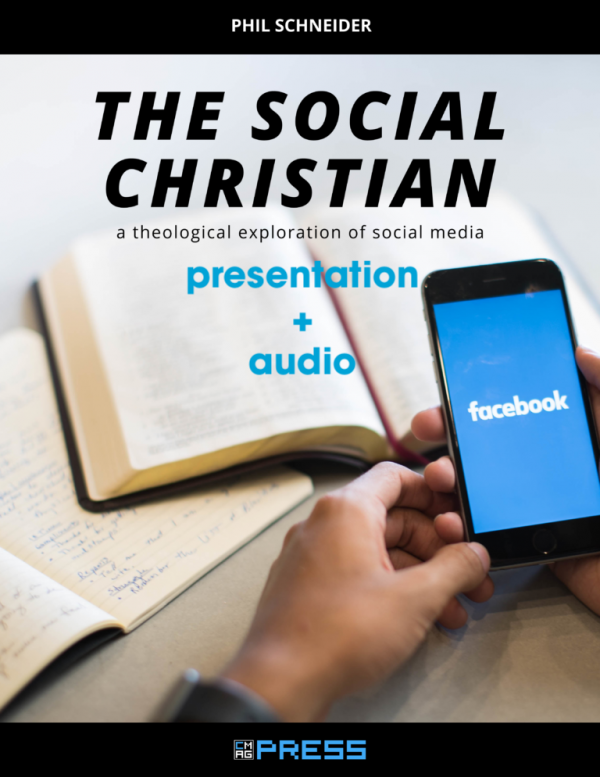 The Social Christian Presentation With Audio