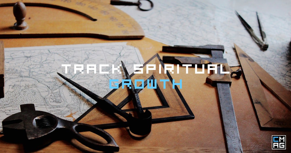 Tracking Spiritual Growth II