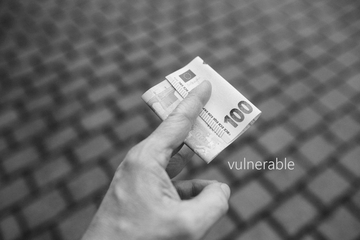 Financially Vulnerable