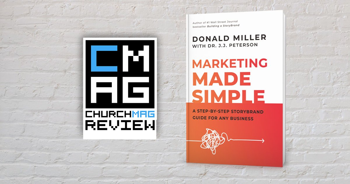 marketing made simple for churches