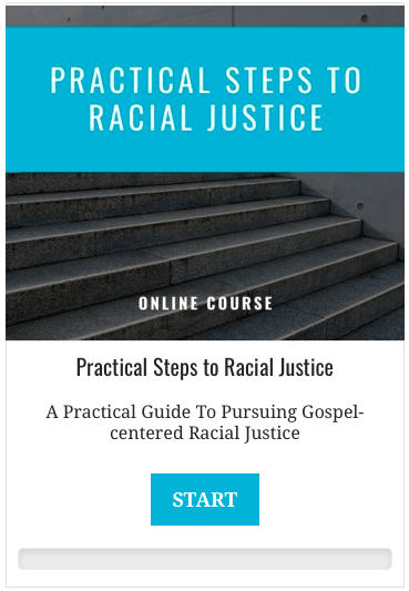Practical Steps To Racial Justice