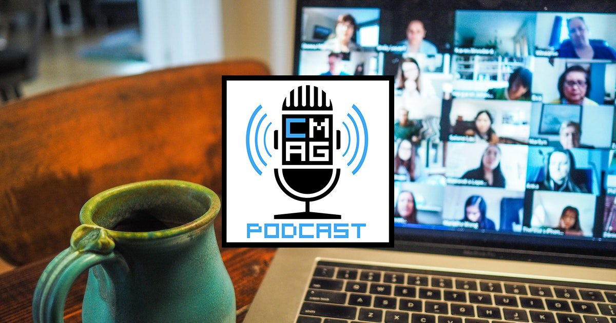 Are You Tired of Video Conference Calls? [Podcast #321]
